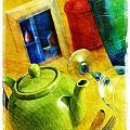 Tea Pot by Mauro Celotti
