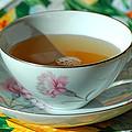 Tea Time by LeeAnn McLaneGoetz McLaneGoetzStudioLLCcom
