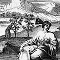 Tea: Treatise, 1687 by Granger