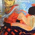 Teal Tart by Annette McElhiney