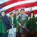 Tealibanization Of The Usa by Leonardo Ruggieri