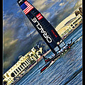 Team Oracle On The Bay by Blake Richards