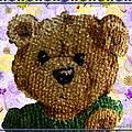 Ted E. Bear by Debbie Portwood
