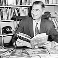 Ted Geisel Dr. Seuss 1904-1991 Seated by Everett