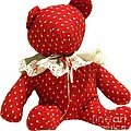 Teddy Bear Of Love by Living Color Photography Lorraine Lynch