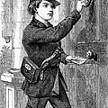 Telegraph Messenger, 1869 by Granger