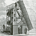 Telescope At The Paris Obervatory by Science Source