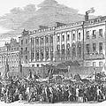 Temperance Rally, 1853 by Granger