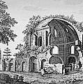 Tempio Di Minerva Medica In Roma, 18th by Photo Researchers