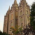 Temple by Bruce Bley