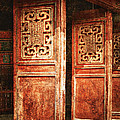 Temple Door by Skip Nall