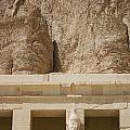 Temple Of Hatshepsut by Darcy Michaelchuk