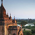 Temples of Bagan by Nina Papiorek