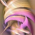 Tempus Rex - Abstract Art by Sipo Liimatainen