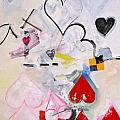 Ten Of Hearts 1-52 by Cliff Spohn