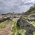 Tenby Rocks 2 by Steve Purnell