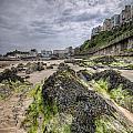 Tenby Rocks 3 by Steve Purnell