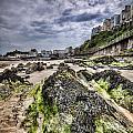 Tenby Rocks 4 by Steve Purnell