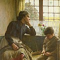 Tender Grace Of A Day That Is Dead by Walter Langley