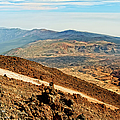 Tenerife Volcanic Landscape by Artur Bogacki