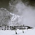 Tengboche Monastery by Shaun Higson