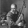Teniers: The Bagpiper by Granger