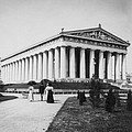 Tennessee Centennial In Nashville - The Parthenon - C 1897 by International  Images