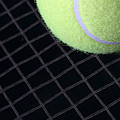 Tennis Anyone by John Van Decker