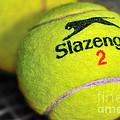 Tennis Balls by Kaye Menner