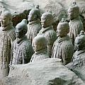 Terracotta Army Xi'an by Jessica Estrada