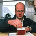 Testing For Bacteria by Volker Steger