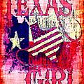 Texas Girl by David G Paul