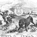 Texas Scene, 1855 by Granger