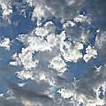Textured Skies by Susan Herber