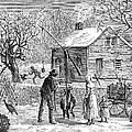 Thanksgiving, 1882 by Granger