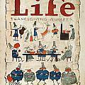 Thanksgiving, 1924 by Granger