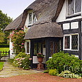 Thatched Cottage by John Chatterley