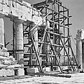 The Acropolis.  The Parthenon.  One by W. Robert Moore