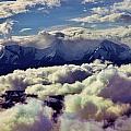 The Alaska Range by Rick Berk
