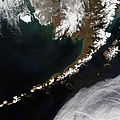 The Aleutian Islands And The Alaskan by Stocktrek Images