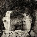 The Altar 2 Bw by Jouko Lehto