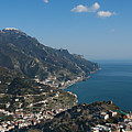 The Amalfi Coast From Ravello by Driendl Group
