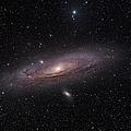 The Andromeda Galaxy by John Davis