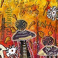 The Angel Brigade - Cropped Version by Angela L Walker