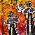 The Angelic Sistahs by Angela L Walker
