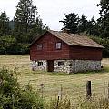 The Apple Barn by Lorraine Devon Wilke