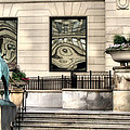 The Art Institute Of Chicago - 1 by Ely Arsha