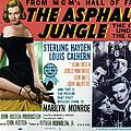 The Asphalt Jungle, Left Marilyn Monroe by Everett