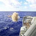The Australian Navy Frigate Hmas by Stocktrek Images
