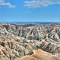 The Badlands by Anthony Wilkening